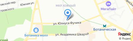 Школа скорочтения и развития памяти по методике Васильевой Л.Л. на карте Екатеринбурга