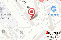 Схема проезда до компании Уралтехноресурс в Екатеринбурге