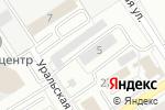 Схема проезда до компании Екб-система в Екатеринбурге