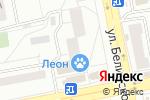 Схема проезда до компании ФЛОРИСТ.РУ в Екатеринбурге
