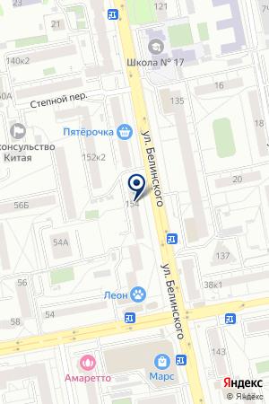 ОКУЛИСТ на карте Екатеринбурга