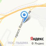 Мастерская по ремонту бытовой техники на карте Екатеринбурга