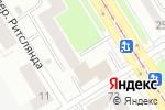 Схема проезда до компании Здоровье в Екатеринбурге