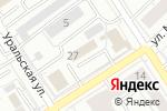Схема проезда до компании МКэлектро в Екатеринбурге
