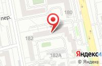 Схема проезда до компании Завод мебели нержавеющей в Александровке