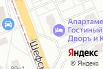 Схема проезда до компании ЛСР. Недвижимость-Урал, ЗАО в Екатеринбурге
