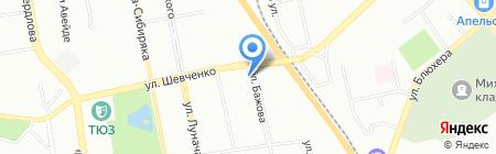 ALEXANDERPAK на карте Екатеринбурга