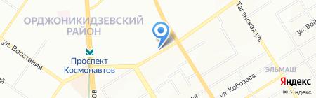 Российский трикотаж на карте Екатеринбурга