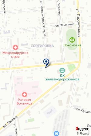 СЕРОВСКИЙ СОЦИАЛЬНО-КУЛЬТУРНЫЙ КОМПЛЕКС на карте Серова