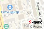 Схема проезда до компании Эльфо в Екатеринбурге
