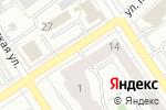 Схема проезда до компании Противопожарная автоматика в Екатеринбурге