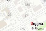 Схема проезда до компании Метод в Екатеринбурге
