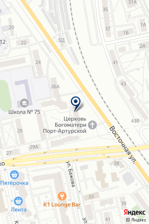 Солидарность на карте Екатеринбурга