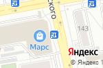 Схема проезда до компании Лялечный в Екатеринбурге