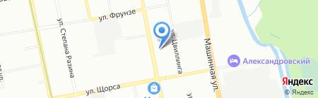 Банкомат МТС-Банк ПАО на карте Екатеринбурга
