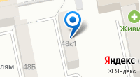 Компания Аметист на карте