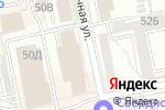 Схема проезда до компании The Optimist в Екатеринбурге