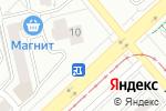 Схема проезда до компании Магазин цветов в Екатеринбурге