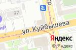 Схема проезда до компании СОЛМИ в Екатеринбурге
