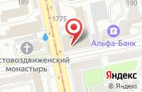 Схема проезда до компании Бизнес-Лига в Екатеринбурге