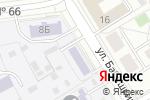 Схема проезда до компании Детский сад №136 в Екатеринбурге