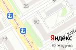 Схема проезда до компании Белое Древо в Екатеринбурге