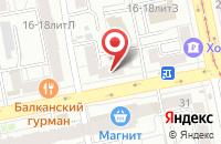 Схема проезда до компании Медиасоюз в Екатеринбурге