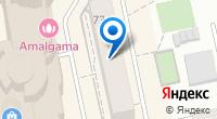 Компания Сентент на карте