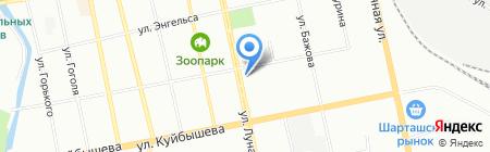 Польская мода на карте Екатеринбурга