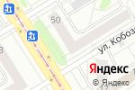 Схема проезда до компании АВТОЛИГА в Екатеринбурге