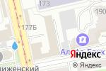 Схема проезда до компании Тяжпромэлектропривод в Екатеринбурге