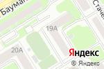 Схема проезда до компании Созвездие в Екатеринбурге