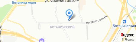 StokMobile на карте Екатеринбурга