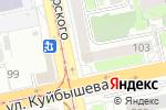 Схема проезда до компании STIHL в Екатеринбурге