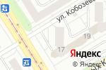 Схема проезда до компании Vogue в Екатеринбурге