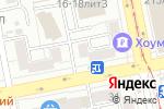 Схема проезда до компании Союз в Екатеринбурге