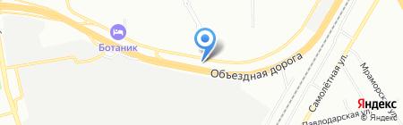 Крекинговые стали на карте Екатеринбурга