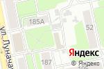 Схема проезда до компании Мастерская по ремонту обуви и изготовлению ключей в Екатеринбурге