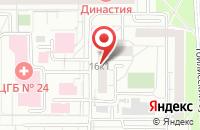 Схема проезда до компании Уральский Экспертный Институт в Екатеринбурге