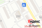 Схема проезда до компании Лиса и Фазан в Екатеринбурге