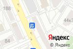 Схема проезда до компании ВитаЭкспресс в Екатеринбурге