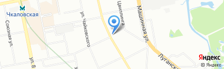 Банкомат ОТП Банк на карте Екатеринбурга