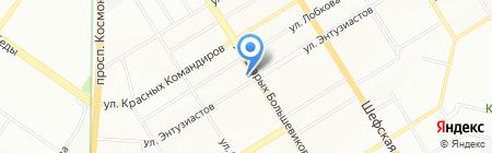 Виктория на карте Екатеринбурга