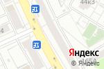 Схема проезда до компании Банкомат, ОТП банк в Екатеринбурге