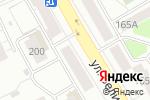Схема проезда до компании Lovely box в Екатеринбурге