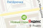 Схема проезда до компании Техмед-сервис в Екатеринбурге