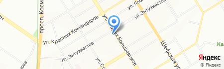 Волшебный на карте Екатеринбурга