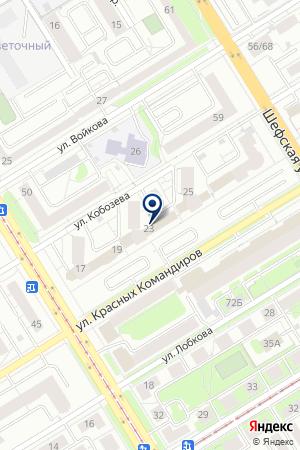ФИРМА ЭЛИН-ТЕХНО на карте Екатеринбурга