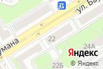 Схема проезда до компании Торговая компания в Екатеринбурге