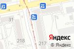 Схема проезда до компании Медицина для вас в Екатеринбурге